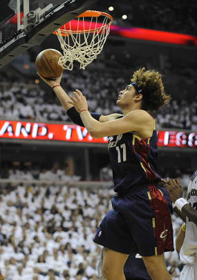 NBA's Worst Hair Cuts - 1 - Anderson Varejao