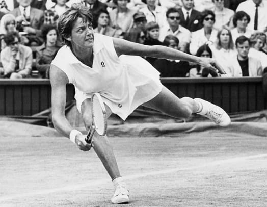 Top 10 Wimbledon Moments - 1 - Court Outlasts King