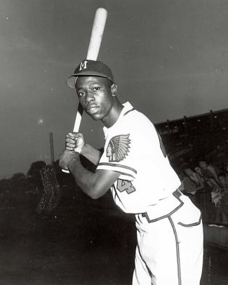Back In Time: April 23 - 1 - Hank Aaron