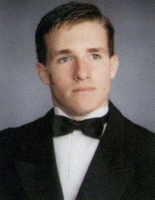 Rare Photos of Drew Brees - 1 - Drew Brees