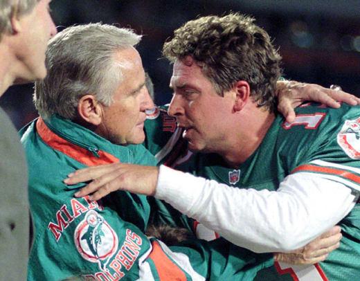 NFL's Winningest Coach-QB Tandems - 2 - 116 wins