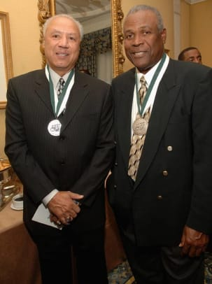 Back in Time: March 9 - 2 -  Lenny Wilkens and K. C. Jones
