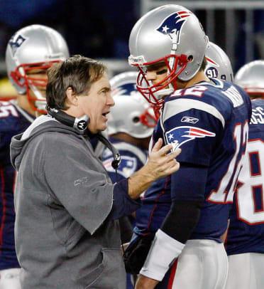 NFL's Winningest Coach-QB Tandems - 1 - 117 wins