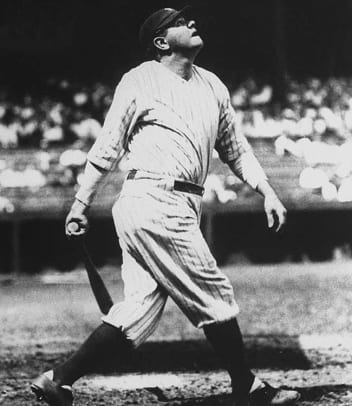 Back In Time: April 22 - 1 - Babe Ruth