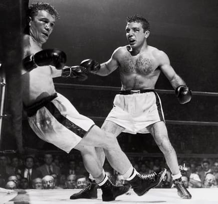 Top 10 All-Time Greatest Middleweights - 1 - Jake LaMotta
