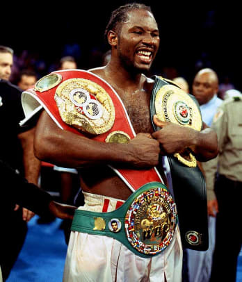 Top 10 All-Time Greatest Heavyweights - 1 - Lennox Lewis