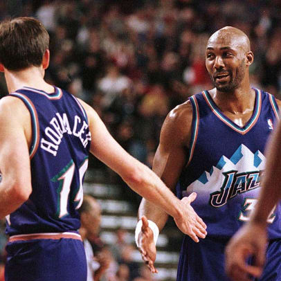 Back In Time: April 22 - 2 - Karl Malone