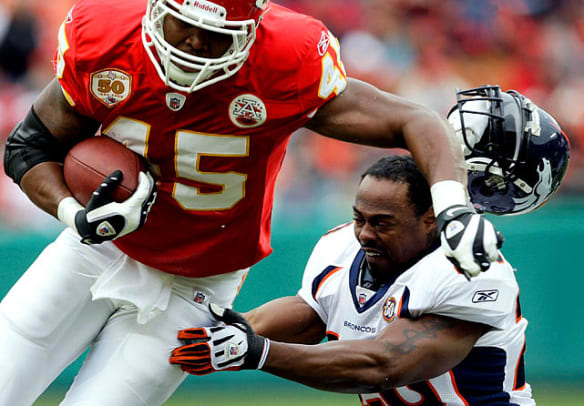 NFL Players Losing Helmets - 29 - Brian Dawkins