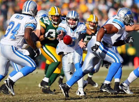 Memorable Losing Streaks - 2 - Detroit Lions