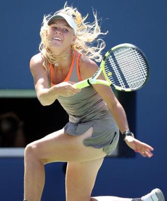 Caroline Wozniacki at the U.S. Open - 1 - Caroline Wozniacki