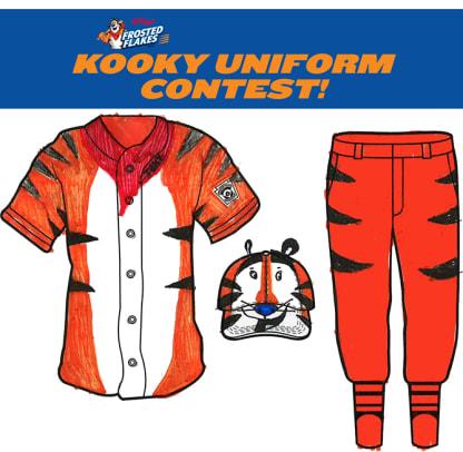 Kellogg's Kooky Uniform Contest Winners! - 4 - The Tony