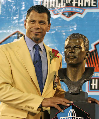 Football Hall of Fame Inductions - 1 - Rod Woodson (1987-2003)