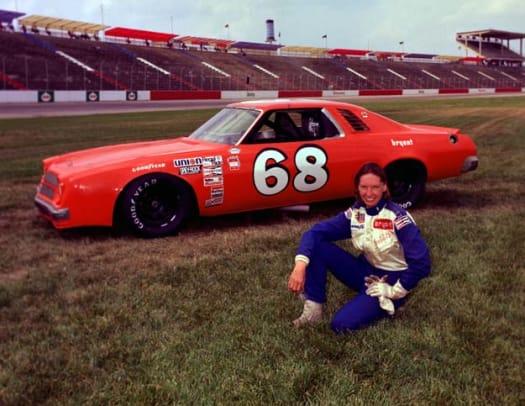 Back in Time: May 22 - 1 - Janet Guthrie