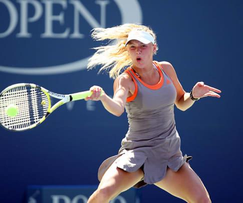 Caroline Wozniacki at the U.S. Open - 2