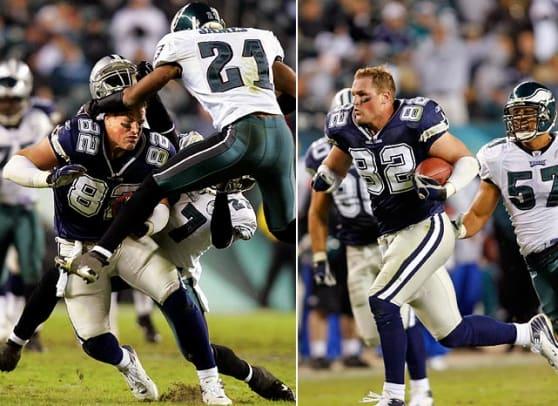 NFL Players Losing Helmets - 2 - Jason Witten
