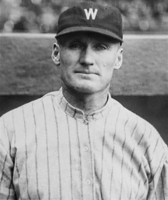 "Baseball Nicknames - 2 - Walter ""Big Train"" Johnson"