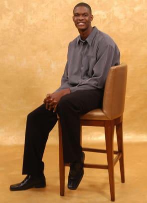 Rare Photos of Chris Bosh - 2 - Chris Bosh