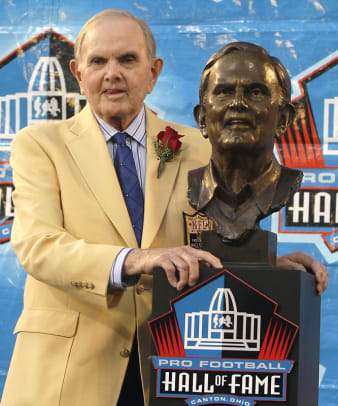 Football Hall of Fame Inductions - 2 - Ralph Wilson (1960-present)