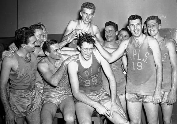 Lakers History in the NBA Finals - 1 - Minneapolis era