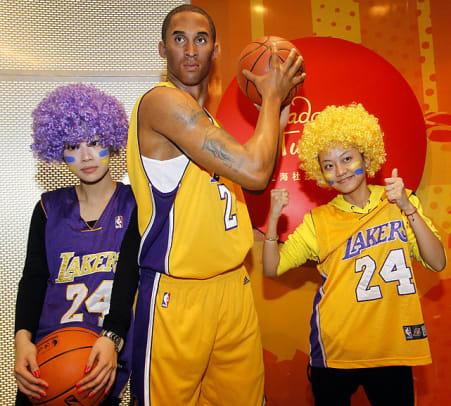 Athletes In Wax - 2 - Kobe Bryant