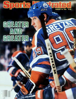 Greatest NHL Players By Jersey Number - 101 - 99 - Wayne Gretzky