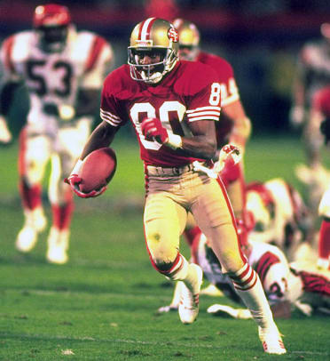 Hall Of Fame Class of 2010 - 1 - Jerry Rice (1985-2004)