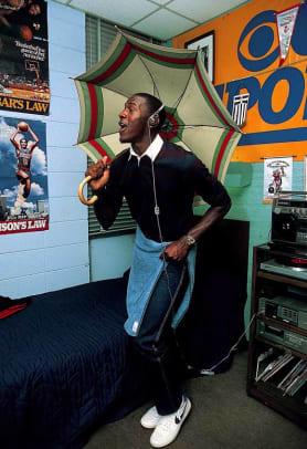 Michael Jordan: The College Years - 1 - Michael Jordan