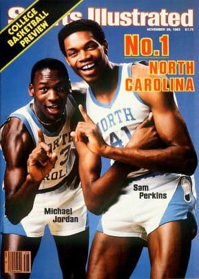Michael Jordan: The College Years - 9 - Michael Jordan and Sam Perkins