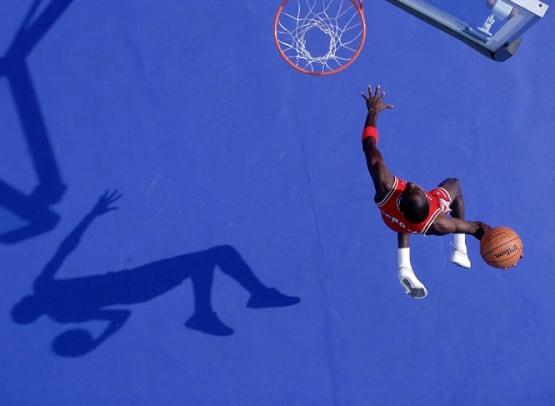 Sports Illustrated's Walter Iooss Jr. - 1 - Michael Jordan