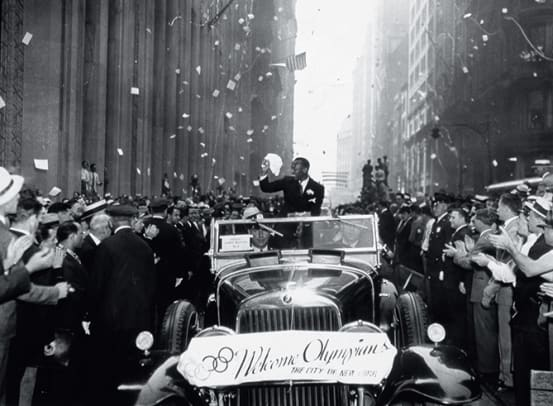 It All Started When... - 2 - Ticker Tape Parade