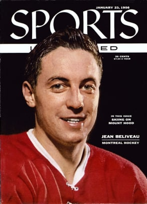 All-Time Great Stanley Cup Captains - 1 - Jean Beliveau