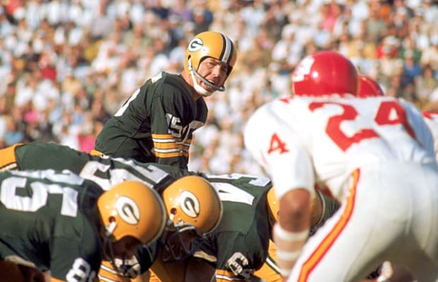 Steelers, Packers Super Bowl Appearances - 1 - Super Bowl I: 1966