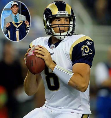 No. 1 NFL Draft Picks of the Past 25 Years - 2 - 2010 -Sam Bradford