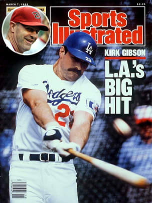 When MLB Managers Were Players - 2 - Kirk Gibson