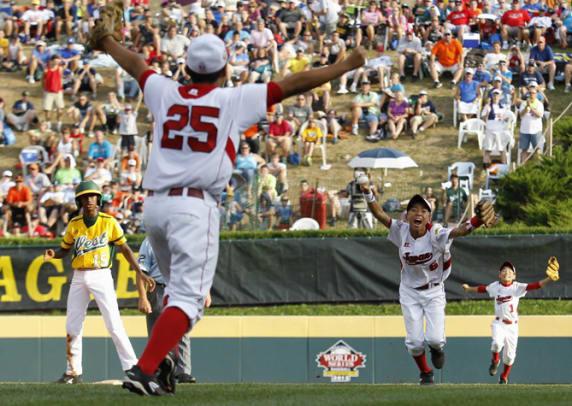 75 Years of Little League - 1 - Celebrating 75 years of Little League Baseball!