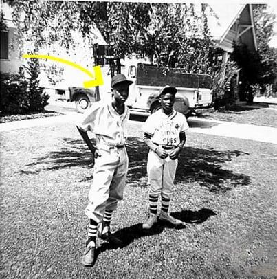 When Pro Athletes Were In Little League - 2 - Dusty Baker