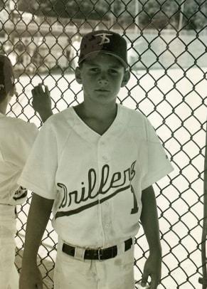 When Pro Athletes Were In Little League - 32 - Ryan Zimmerman
