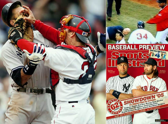 2000s: Best Rivalries - 1 - New York Yankees vs. Boston Red Sox