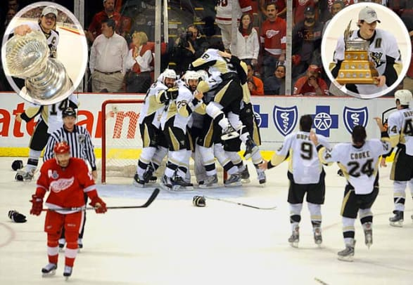 Penguins Through The Years - 2 - 2008-09