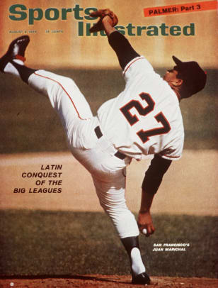 Back in Time: August 10 - 1 - Juan Marichal