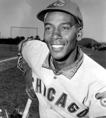 Back in Time: May 8 - 2 -  Ernie Banks
