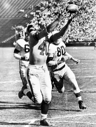 Greatest Moments in Los Angeles History - 1 - 1951 NFL Championship Game