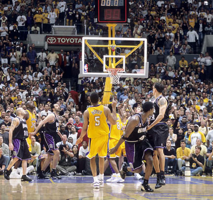Greatest Moments in Los Angeles History - 10 - 2002 Western Conference Finals Game 4
