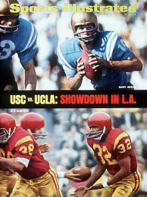 Greatest Moments in Los Angeles History - 2 - 1967 USC vs. UCLA