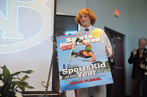 2011 SportsKid of the Year - 1 - Noah Flegel