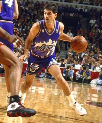 NBA Draft Steals  - 1 - John Stockton, Utah Jazz