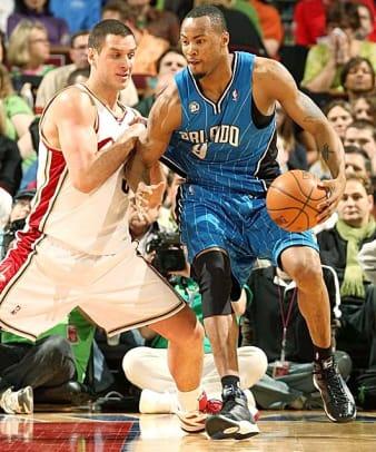 NBA Draft Steals  - 22 - Rashard Lewis