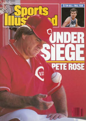 Back in Time: March 27 - 1 - Pete Rose