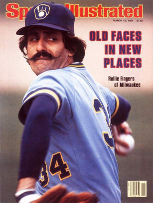 Back in Time: August 21 - 1 - Rollie Fingers