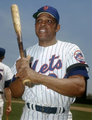 Back in Time: May 14 - 2 - Willie Mays